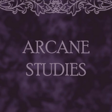 Arcane Studies